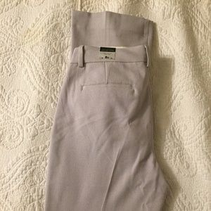 Express Pants - Express Columnist Barely Boot Mid Rise Dress Pants
